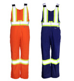 Hi-Vis Tear-Resistant Safety Overall CSA, Class 1 - Viking - VC40O/VC40N