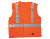 FR Hi-Vis Tear-Away Safety Vest - CSA, Class 2 - Viking - 6136FR