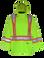 Hi-Vis 300DHandyman Safety Rain Parka CSA, Class 2 Viking 6327JG