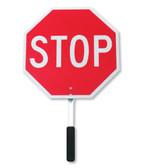 Aluminum Stop / Slow Traffic Paddle - Diamond Grade - Big K BK325DG