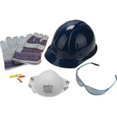 Worker Safety Starter Kit - CSA - Zenith - Blue SEH892