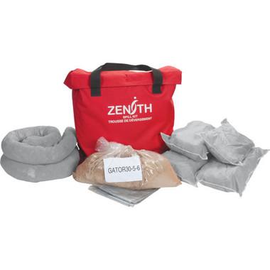 Eco-Friendly Service Vehicle Spill Kit - 10-Gallon - Zenith - SEI191