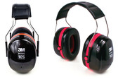 3M Optime Over-the-Head Earmuffs | CSA | Peltor
