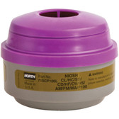 Defender Multi-Gas Respirator Cartridge with P100 Filter - N Series - North - SEI601