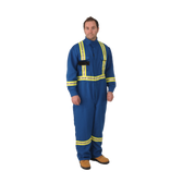 Viking Firewall FR CXP Nomex CSA Striped Coveralls