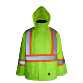 Open Road Insulated 150D Jacket Hi-Vis Yellow