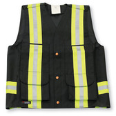 Cotton Supervisor Safety Vest
