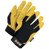 Winter Deerskin Mechanics Gloves | Bob Dale Gloves