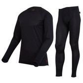 Premium Quick-Dry and Moisture-Wicking Long Underwear Set