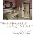 Q-Seal Tumbled Marble