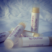 lip butter - mint