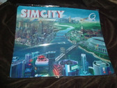 SimCity PC Mouse Pad Mat Q Pad Pro Gaming Gear EA Sim City