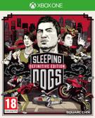 Sleeping Dogs Definitive  XBOX ONE