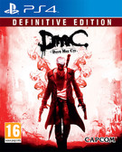 DmC Devil May Cry Definitive Edition Playstation 4