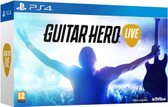 Guitar Hero Live with Guitar Controller Playstation 4