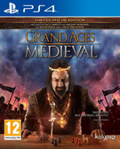 Grand Ages Medieval Limited Special Edition Playstation 4 PS4