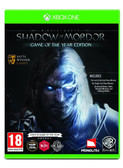 Middle-earth Shadow Of Mordor Game of the Year Xbox One