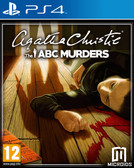 Agatha Christie The ABC Murders Playstation 4 PS4