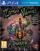 Zombie Vikings Ragnarok Edition Playstation 4 PS4