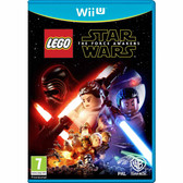 LEGO Star Wars The Force Awakens Nintendo WiiU
