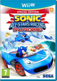 Sonic All Stars Racing Transformed Limited Edition Nintendo WiiU