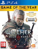 The Witcher 3 Wild Hunt Game of the Year Edition Playstation 4