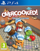 Overcooked Gourmet Edition Playstation 4