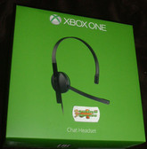Official Microsoft Xbox One Chat Headset