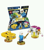 Lego Dimensions Adventure Time Level Pack All Formats