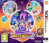 Disney Magical World 2 Nintendo 2DS 3DS