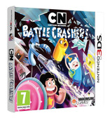 Cartoon Network Battle Crashers Nintendo 3DS