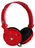 Officially SONY Licensed RED PRO4-10 STEREO GAMING Headset Playstation 4 PS4 PSVita