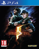 Resident Evil 5 HD Remake Playstation 4