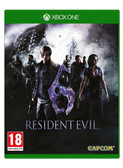 Resident Evil 6 HD Remake XBOX ONE