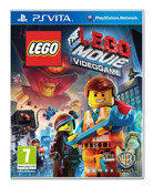 The LEGO Movie Videogame Playstation VITA