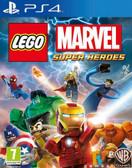 LEGO Marvel Super Heroes Playatation 4