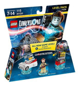 Lego Dimensions GHOSTBUSTERS  Level Pack All Formats