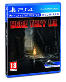 Here They Lie Playstation VR  PSVR