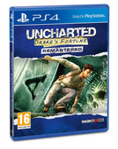 Uncharted Drakes Fortune Remastered Playstation 4