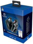 Officially Licensed Mains Powered DualShock 4 DUAL Twin Charging Dock Playstation 4