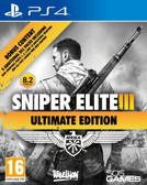 Sniper Elite III 3 Ultimate Edition Playstation 4