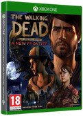 The Walking Dead Telltale Series A New Frontier XBOX ONE