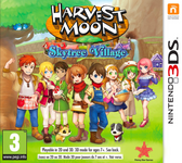 Harvest Moon Skytree Village Ninitendo 3DS