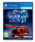 BATTLEZONE VR Playstation 4 PSVR