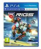 RIGS Mechanized Combat League Playstation 4 PSVR