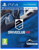 Driveclub VR Playstation 4 PSVR