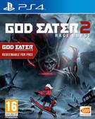 God Eater 2 Rage Burst Playstation 4