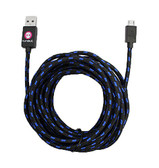 Official Sony PlayStation 4M Charging Cable for PS4 and Xbox One