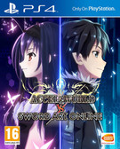 Accel World vs Sword Art Online Playstation 4