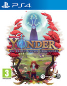 Yonder The Cloud Capture Chronicles Playstation 4 PS4